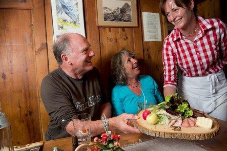 Regionale Köstlichkeiten aus eigener Landwirtschaft